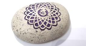 Mandala czakr widget