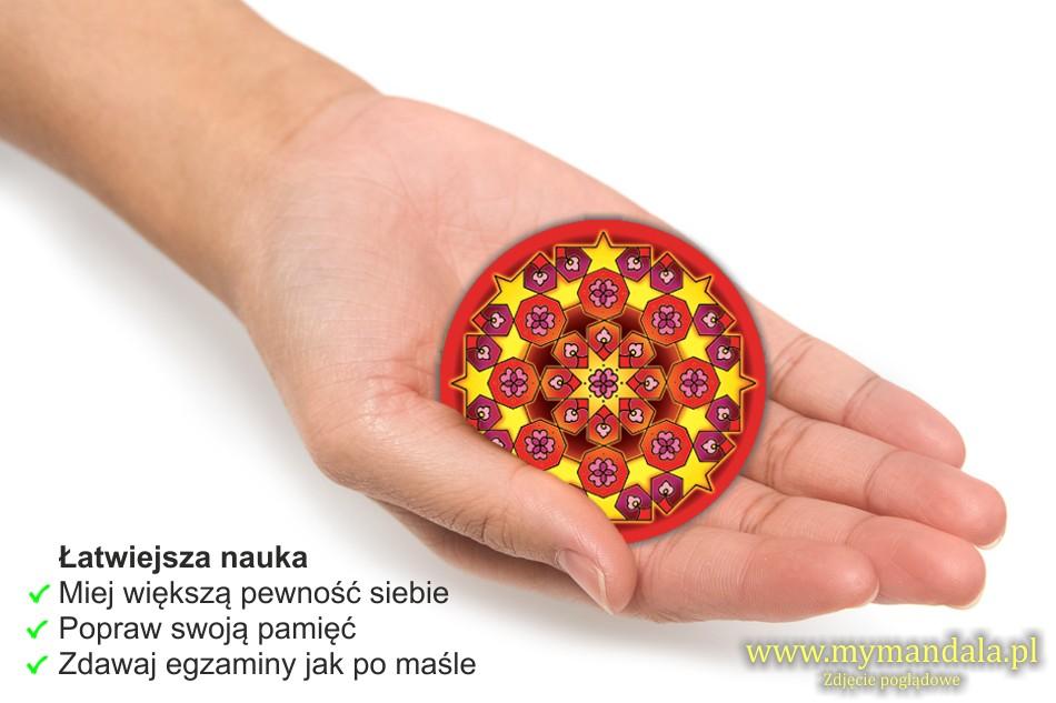 Łatwiejsza nauka mandala
