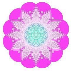 rozowa mandala