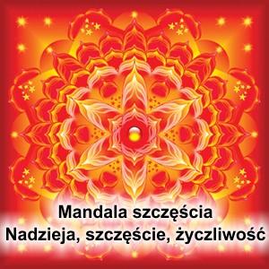 Mandala szczęścia